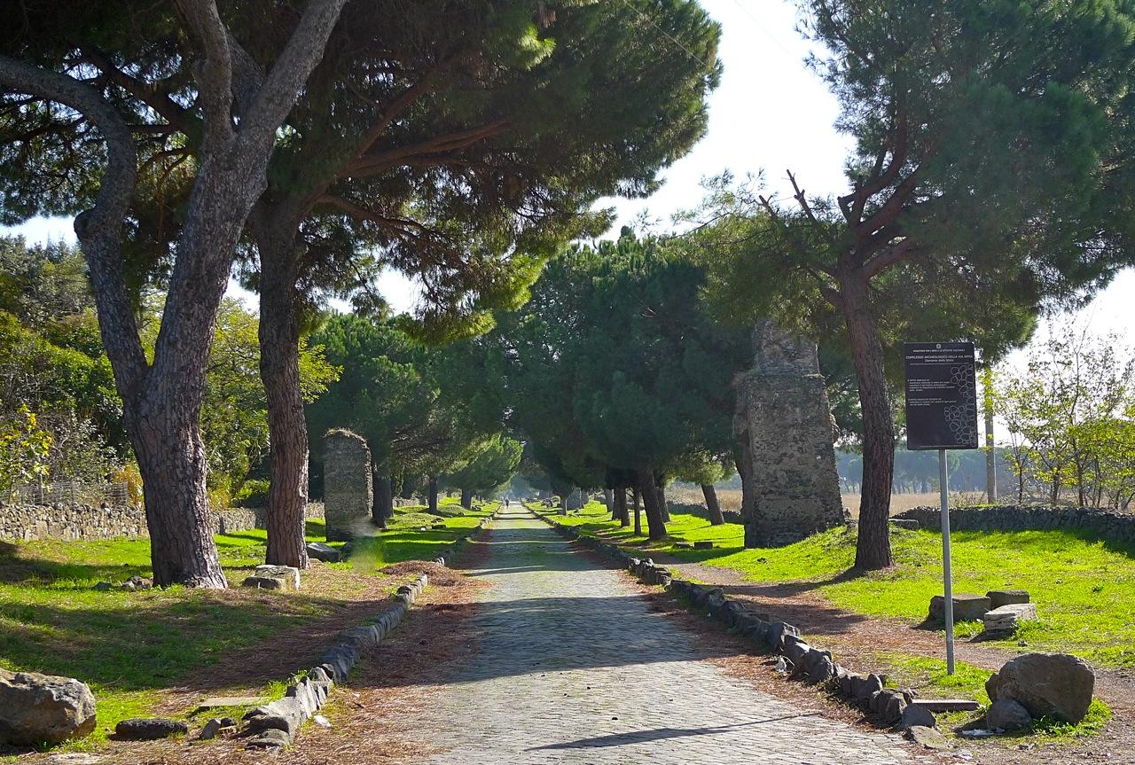 Appia Antica, Roma