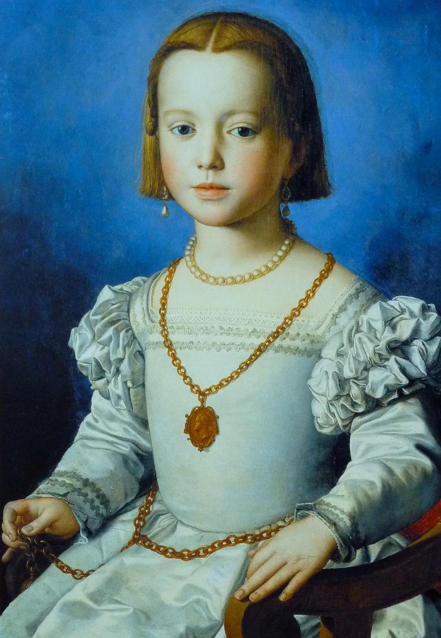 Bronzino, retratista dos Medicis