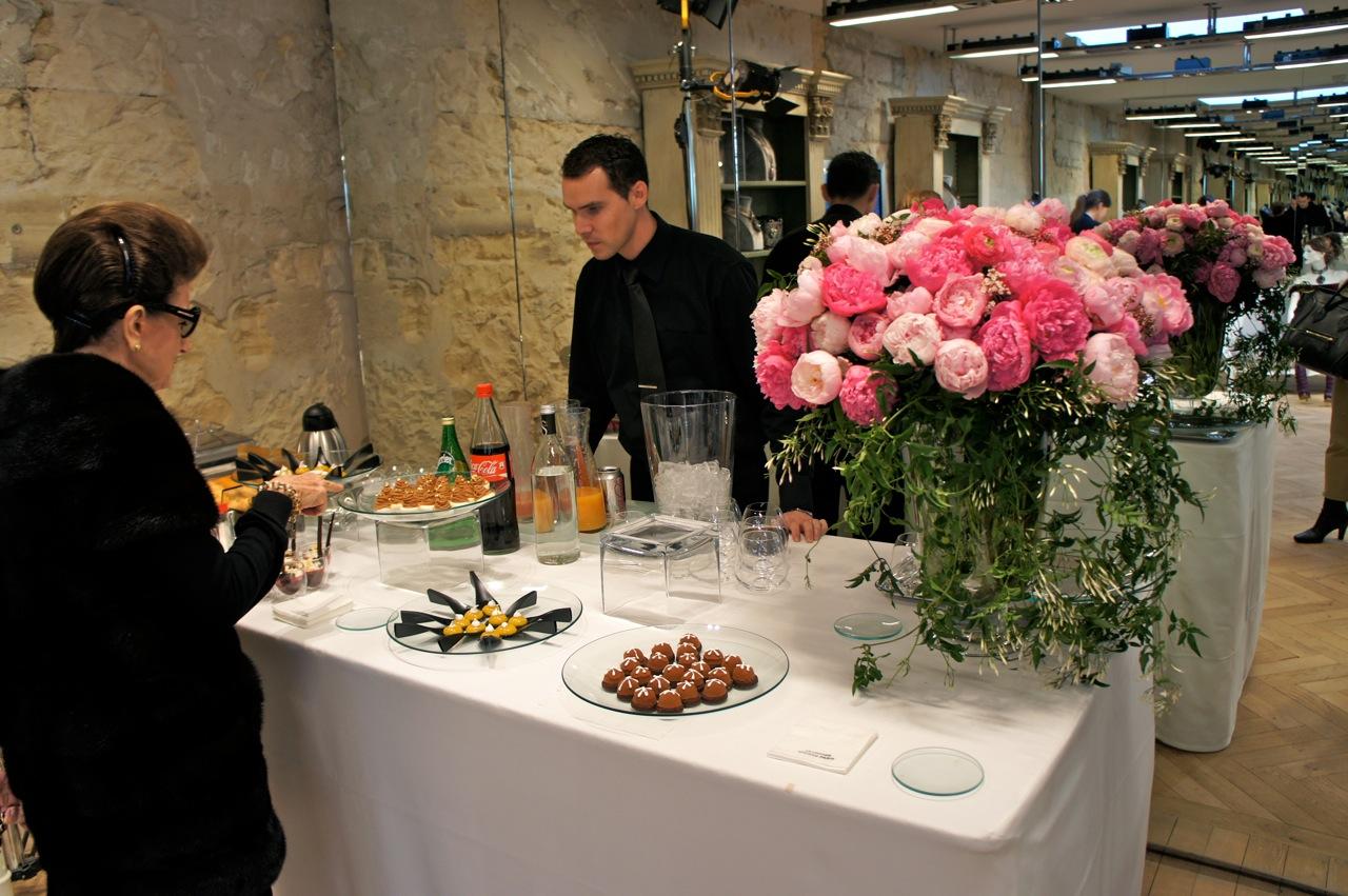 Showroom da Dior