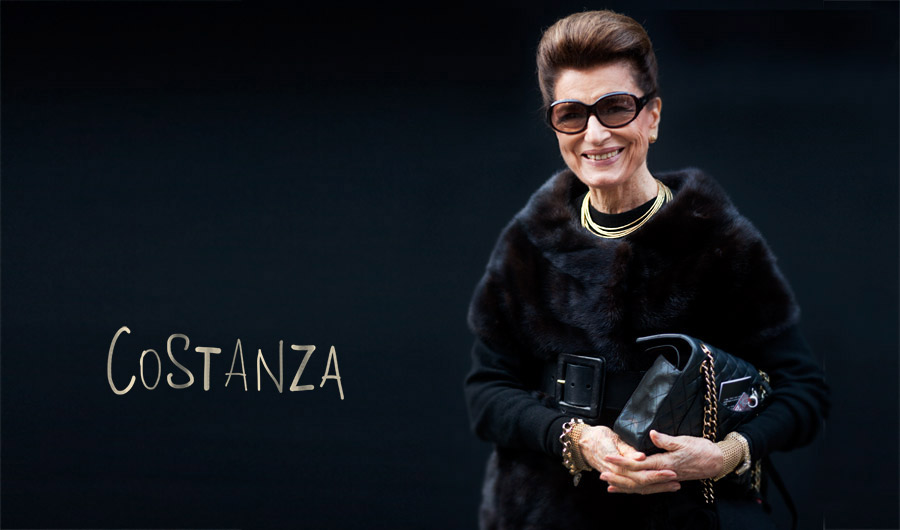 Costanza by Garance…
