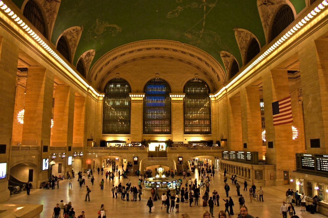 Oyster Bar na Grand Central Station