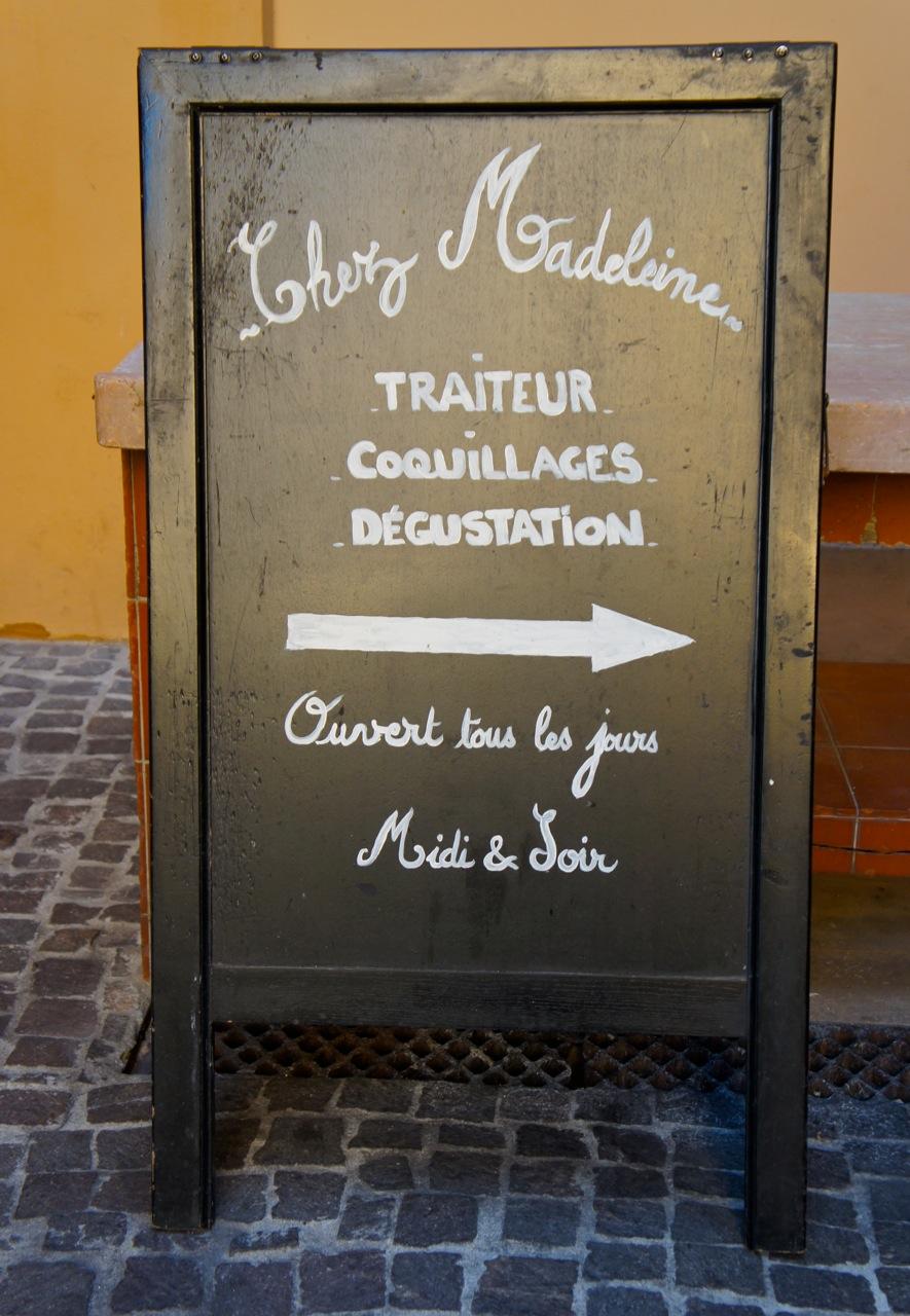 Chez Madeleine-Saint Tropez