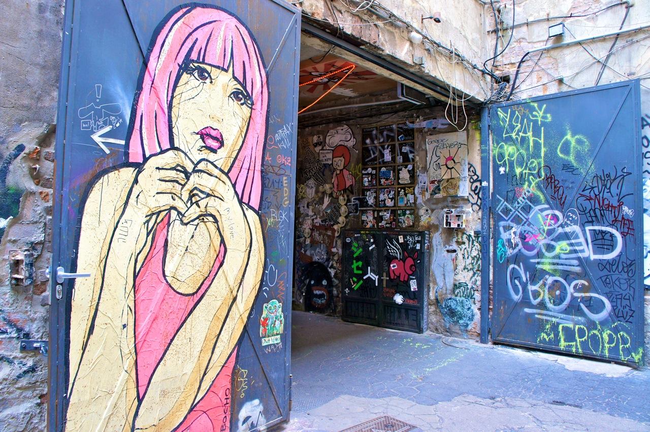 Berlim-Urban Art
