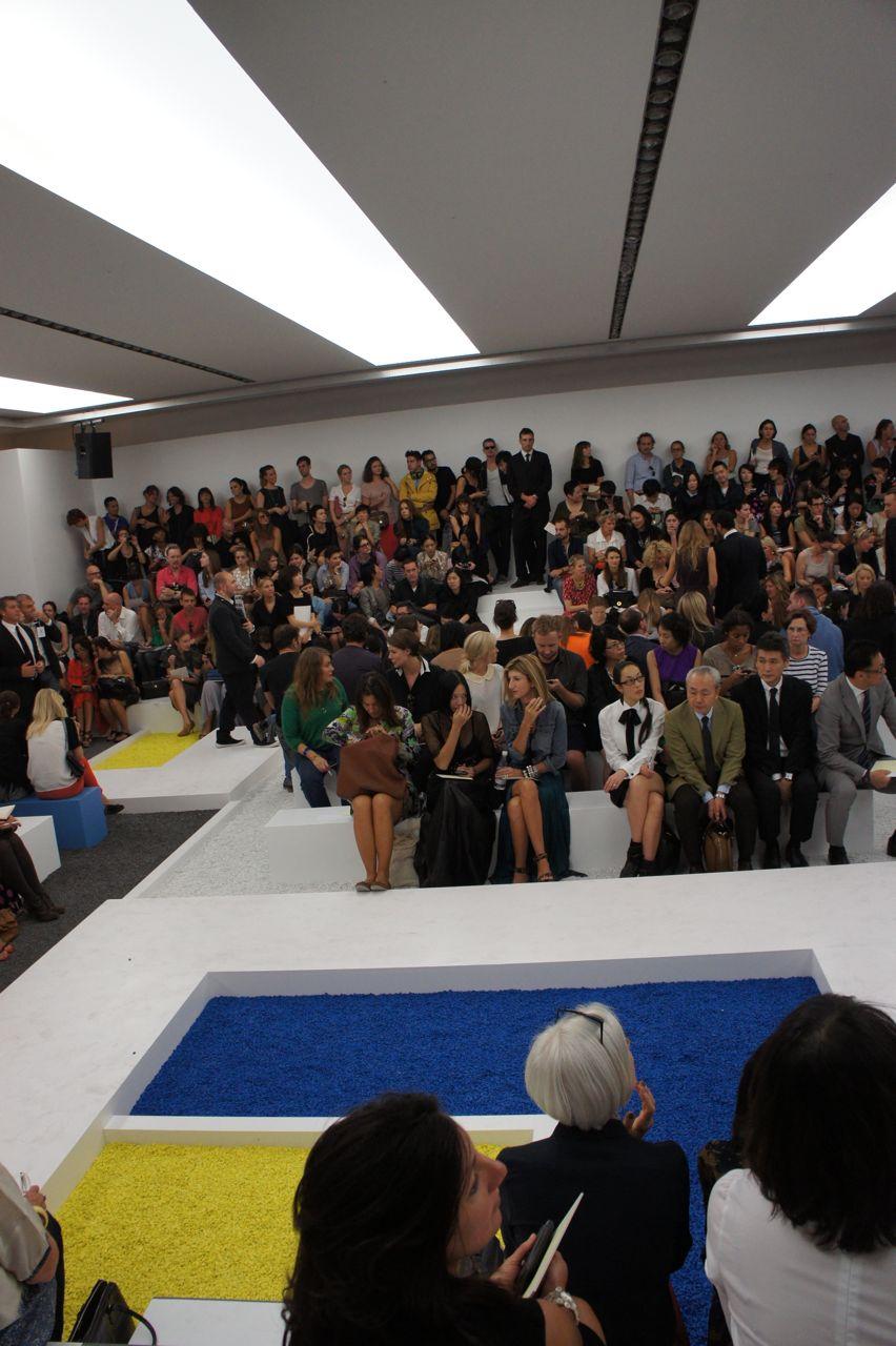 Semana de Moda em Milão-Jil Sander