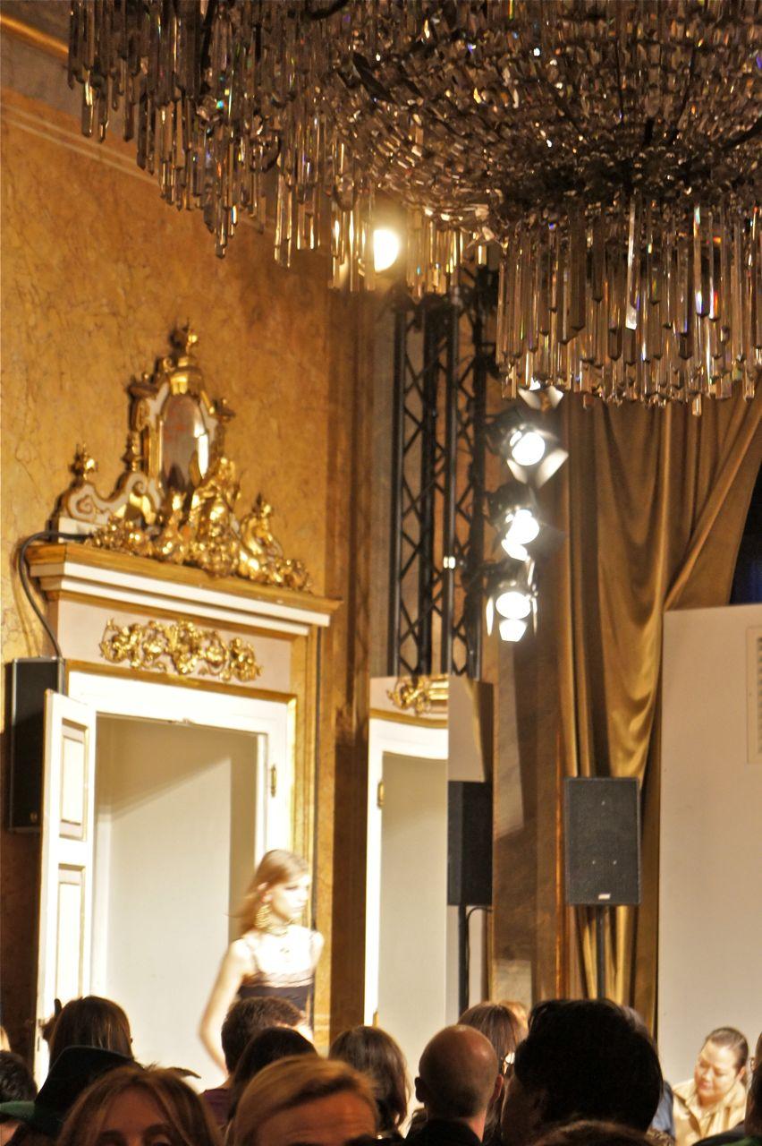 Semana da moda de Milao-Pucci