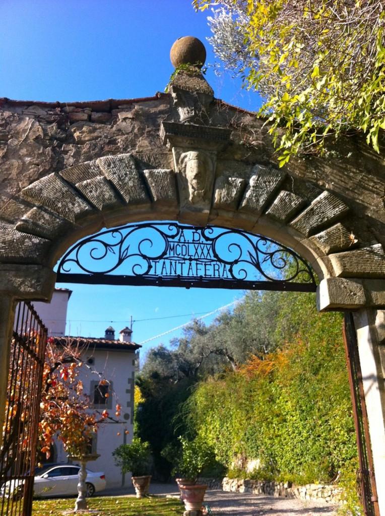 Alugar vila na Toscana