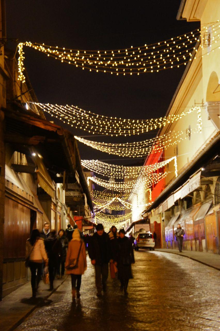 Florença by Night…durante o Natal!