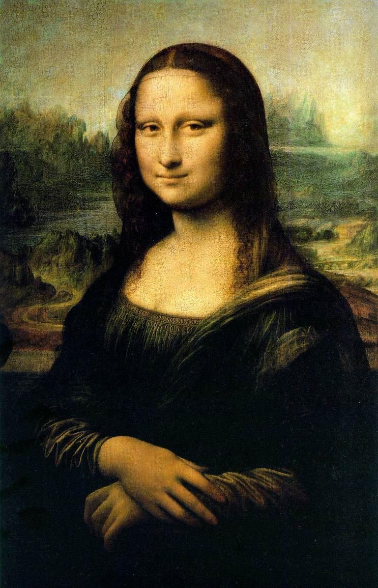 Porque a Mona Lisa é o quadro mais famoso do mundo? Da Vinci Mona Lisa