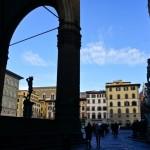 Cortile no Palazzo Vecchio de Florença