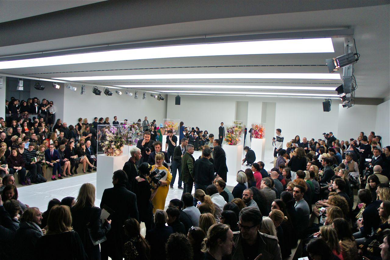 Semana de Moda de Milão – Inverno 2012/2013, Jil Sander
