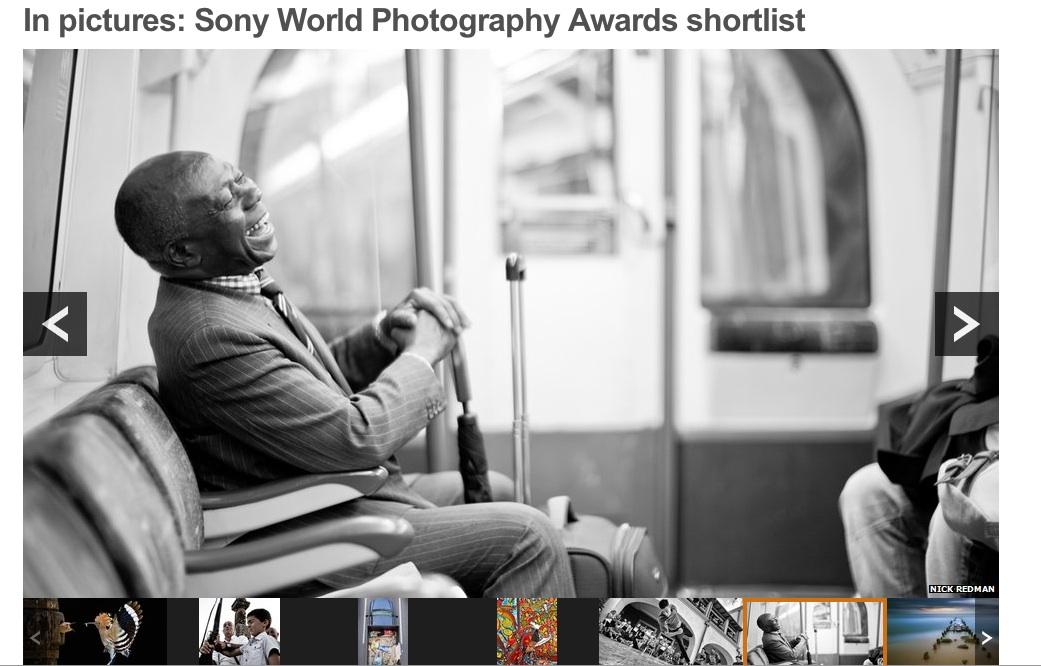 Sessão Pipoca: Site da BBC e Sony revelam os finalistas de seu concurso