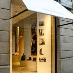Novo look e conceito das lojas da Valentino