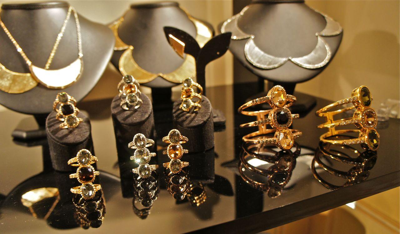 Ca&Lou: haute bijoux moderno com um coração vintage.