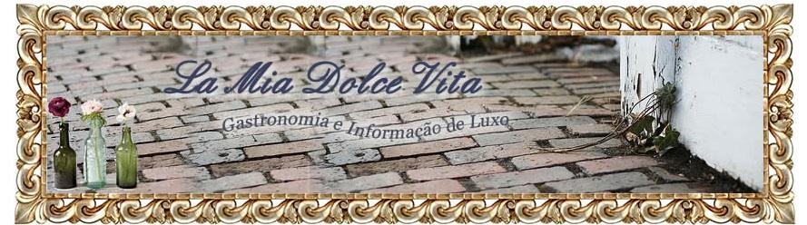 Entrevista gastronômica no blog La Mia Dolce Vita