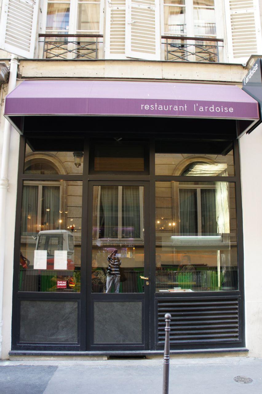 Paris: L'ardoise, delícia da gastronomia francesa sem quebrar o banco!