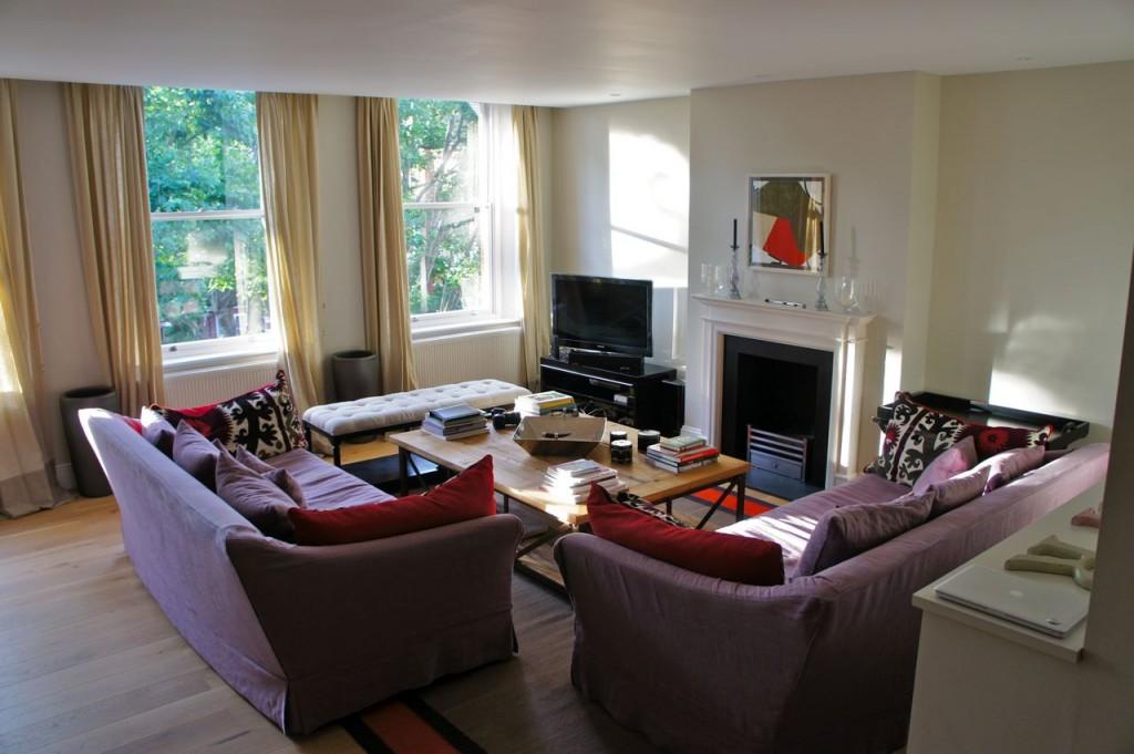 Apartamento para alugar em Londres