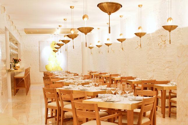 Londres: Novo restaurante Nopi, uma delícia!