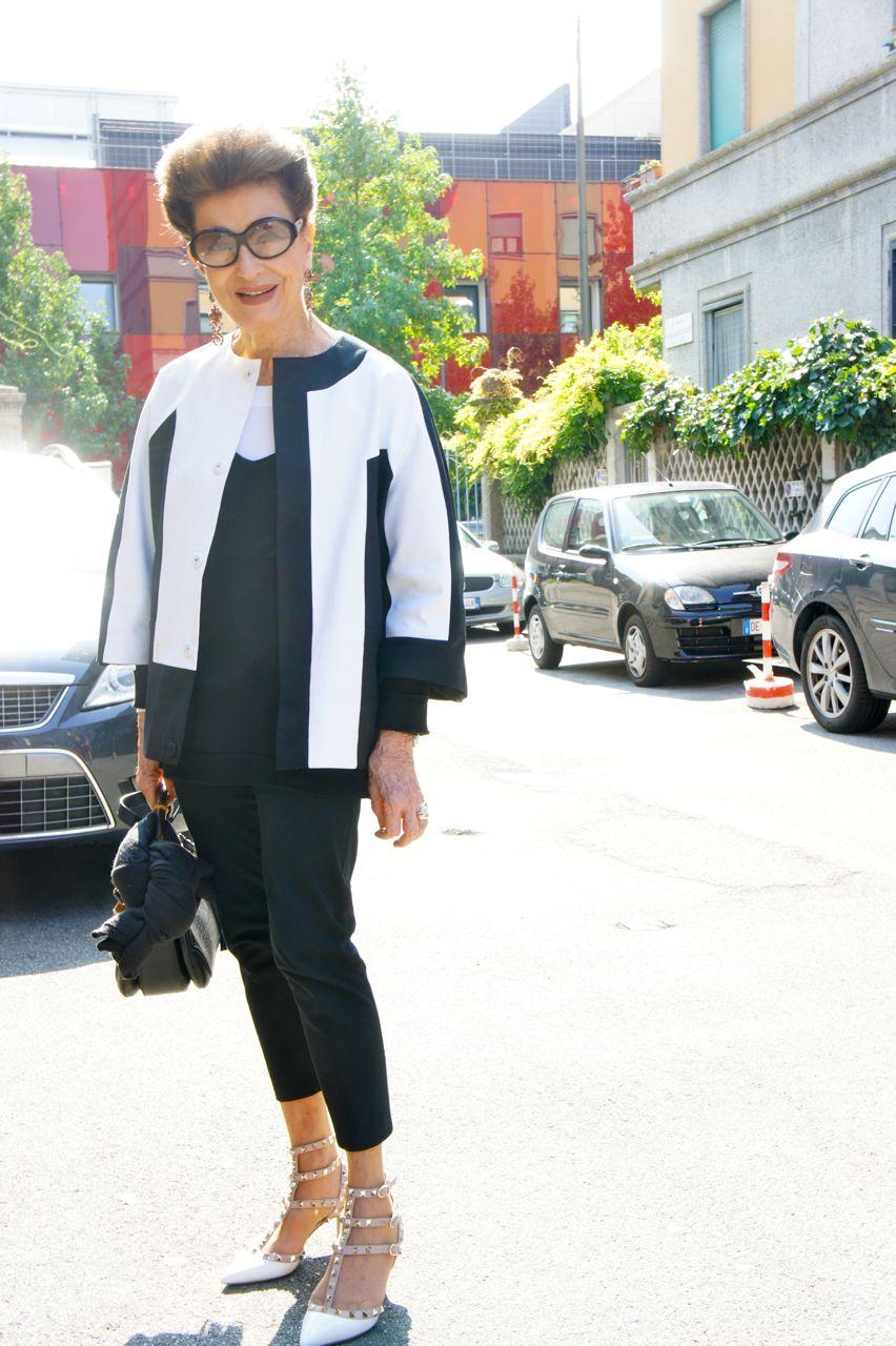 Semana de moda de Milão: looks da Mamisa e filhisa…