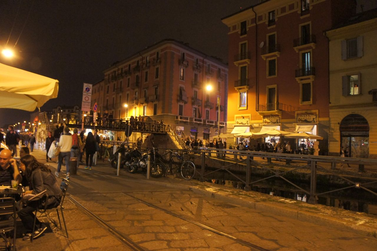 Arezzo viajando por mil o - Osteria porta cicca milano ...