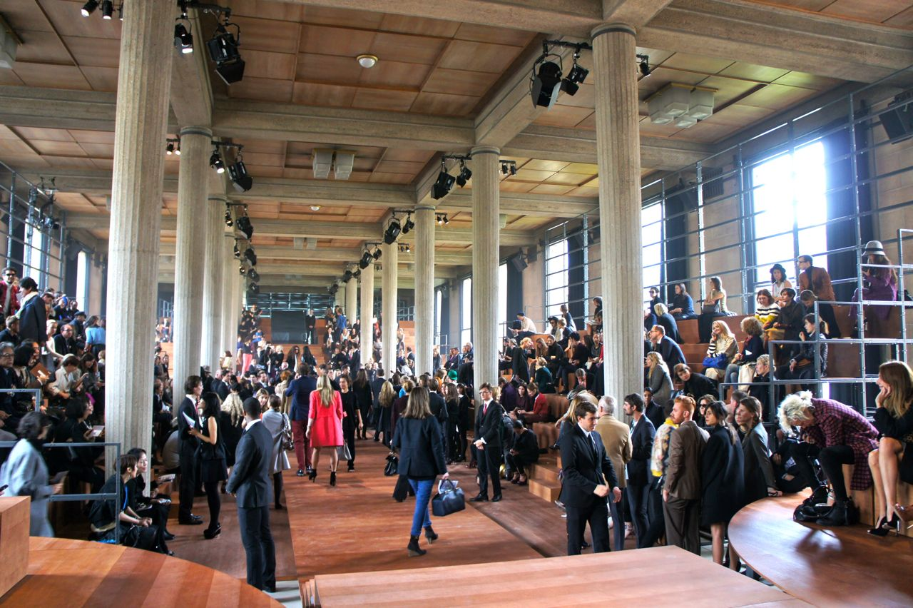 Semana de moda de Paris: desfile Miu Miu
