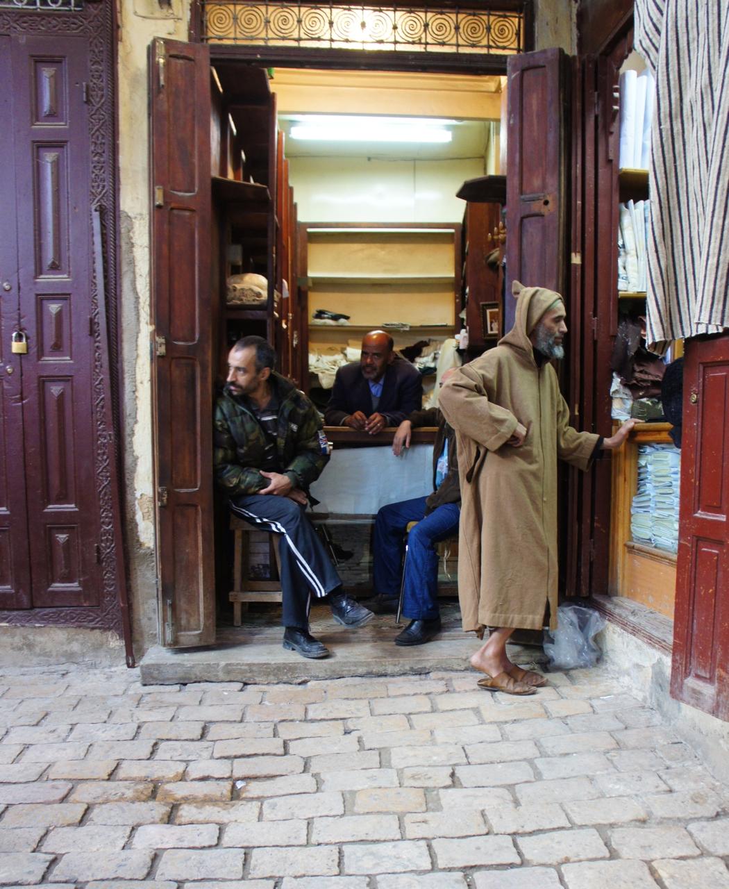 Marrocos: Medina de Fez-highlights