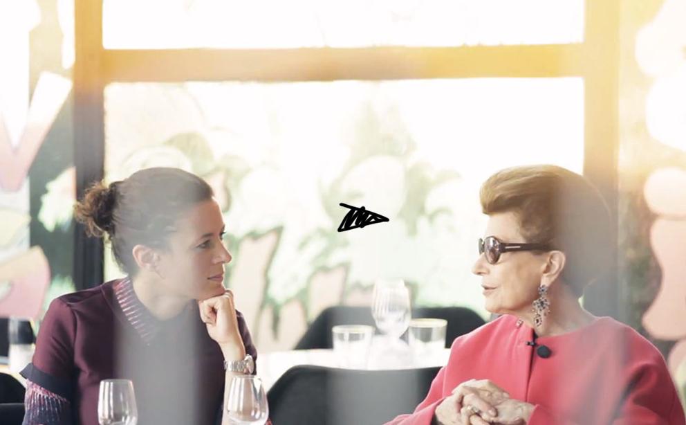 Costanza na Garance Doré…tem mais um vídeo, este é sobre beleza…