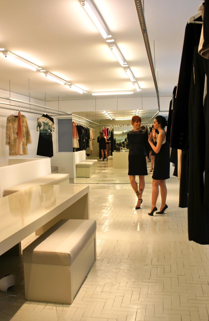 Pedro Lourenço abre a sua primeira loja em São Paulo