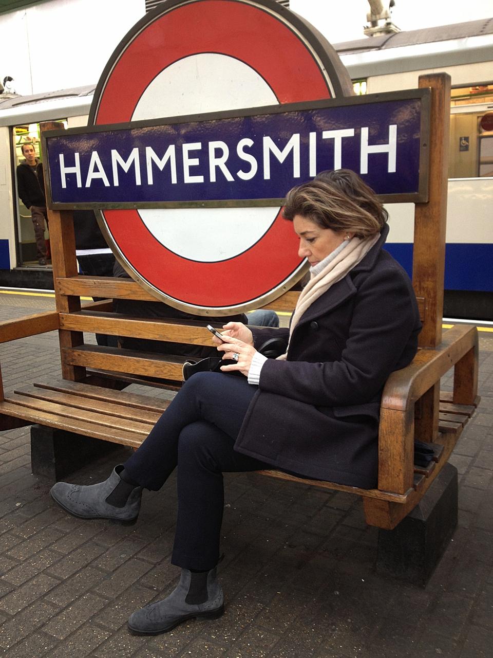 Hammersmith-Blogger