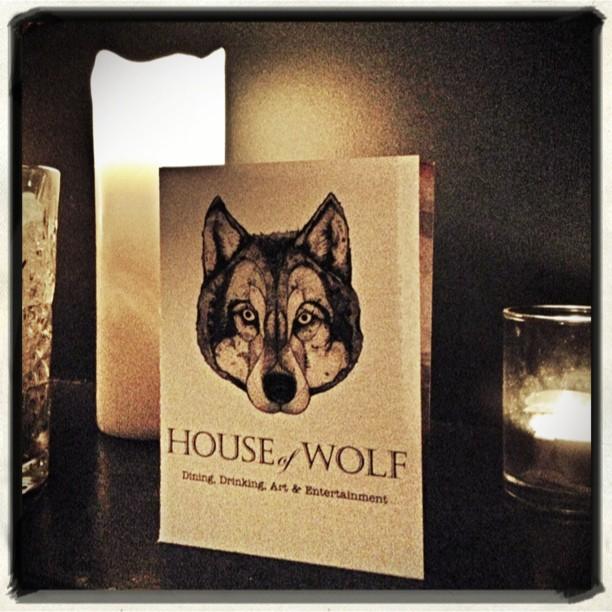 A dica hoje é o restaurante House of Wolf
