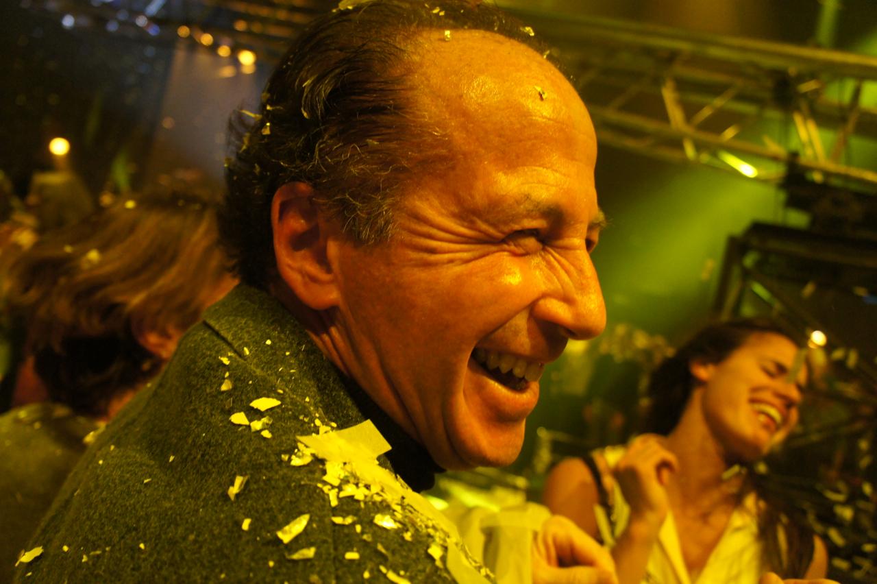 O Roberto foi uma da vítimas...