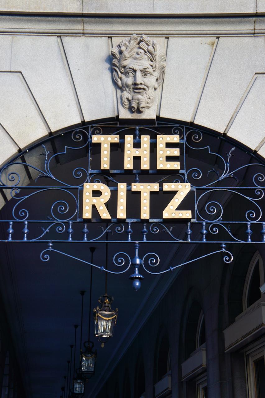 The Ritz: símbolo de elegância, estilo e luxo!