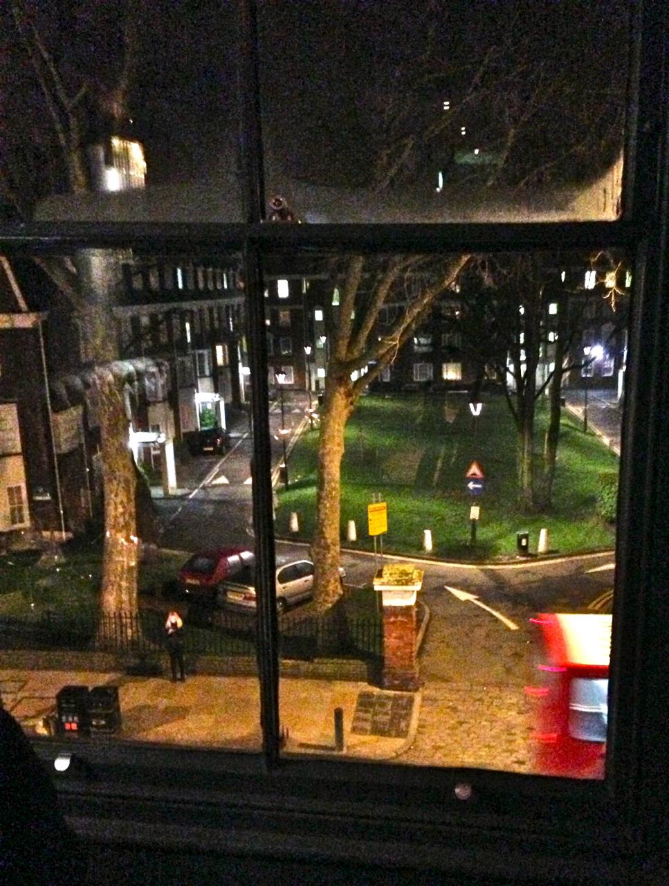 Vista do terceiro andar.