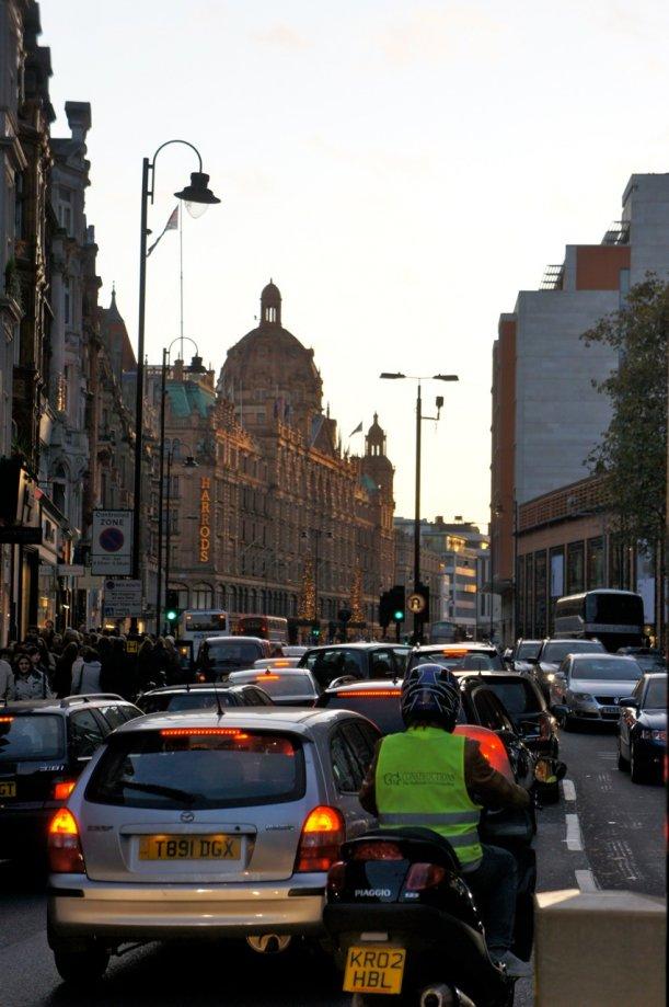 Harrod's na Brompton Road