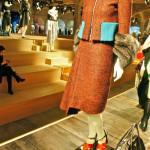 Semana de moda de Paris: showroom da Prada