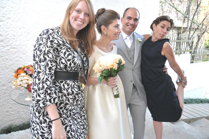 e as irmãs da Alessandra... não gosto muito de fotos tradicionais...