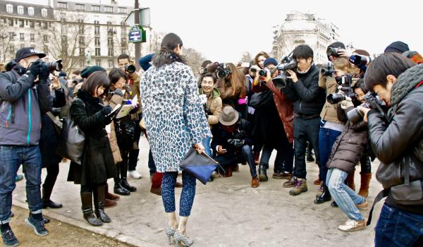 Coluna Farfetch! Aos redores das passarelas de Paris…