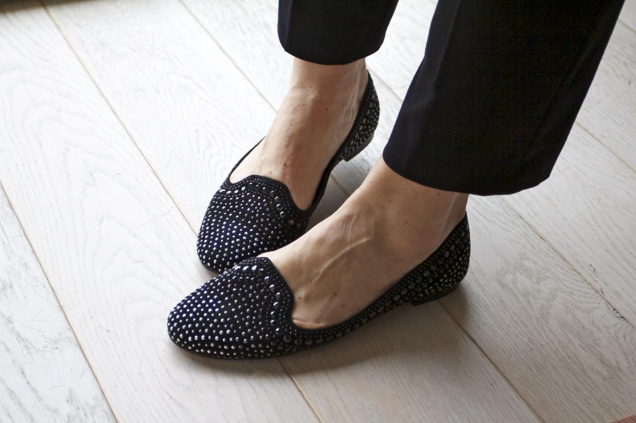 Arezzo: Slippers!
