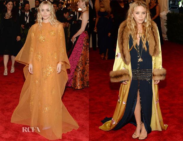 Ashley-Olsen-In-vintage-Dior-Mary-Kate-Olsen-In-vintage-Chanel-2013-Met-Gala