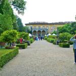 Florença: Artigianato in Palazzo!  Exposição de artesanato em um dos jardins mais lindos da cidade!
