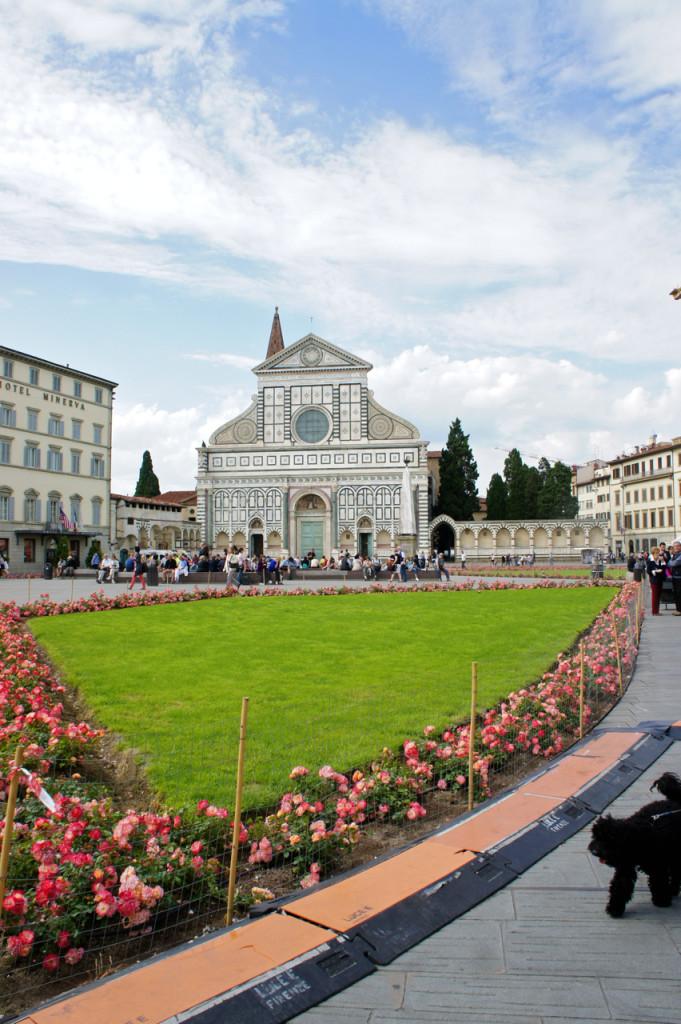 Praça Santa Maria Novella