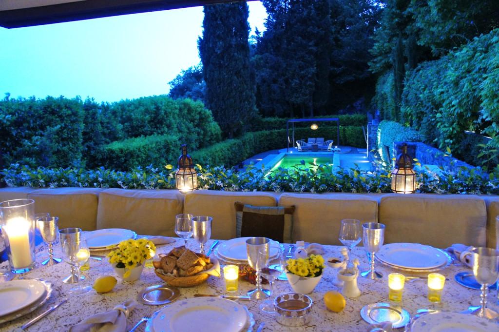 A beleza desta mesa!!...
