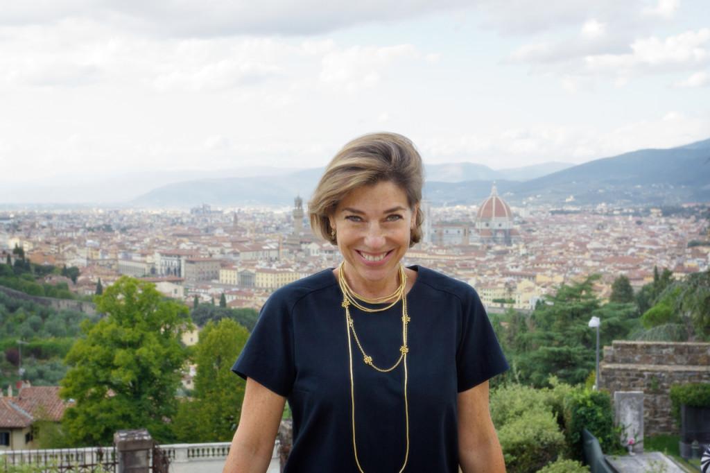 ...ou em Florença!! Ou até na Toscana?...