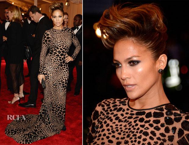 Jennifer Lopez em Michael Koors