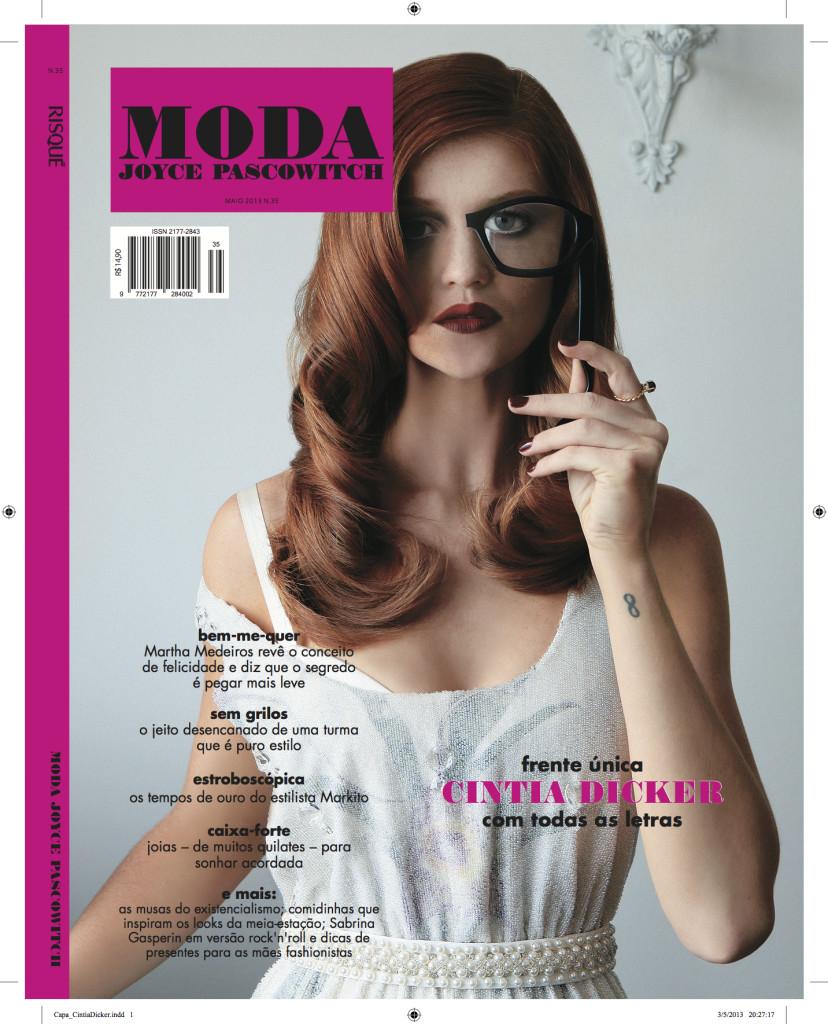 Revista Moda: minha coluna Vida da Blocker