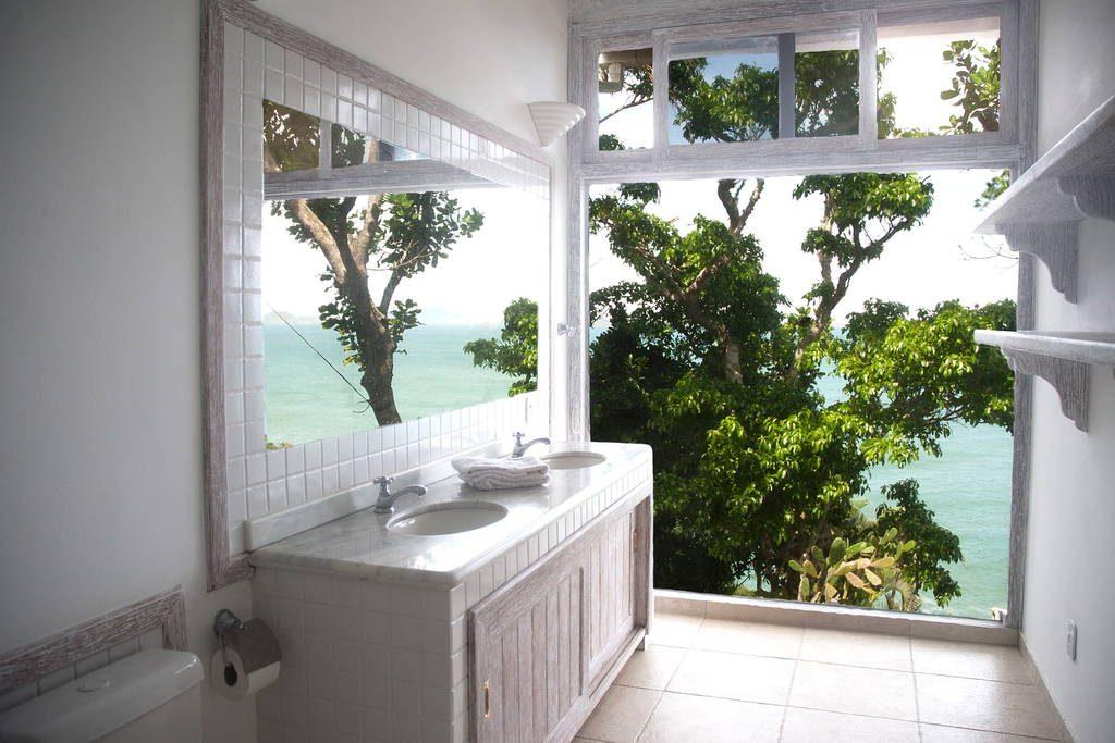 E o nosso banheiro então?!!! Que sonho!