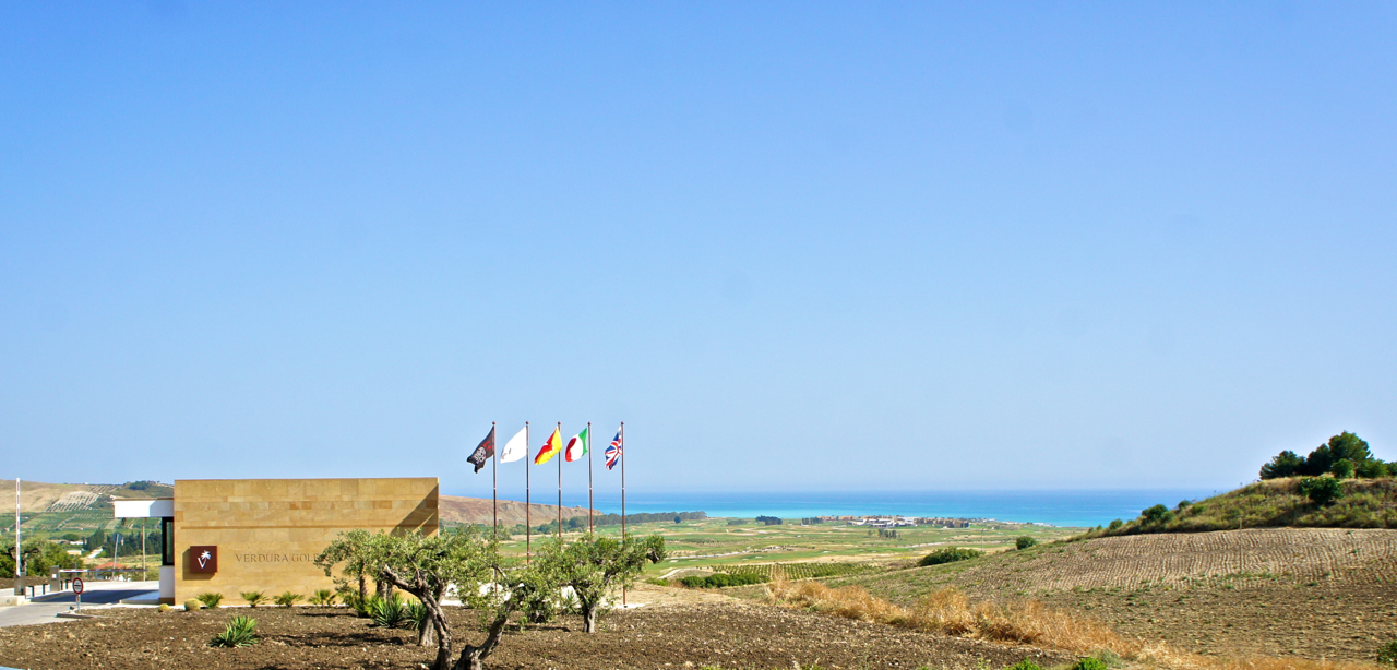 Sicília: Verdura Golf & Spa Resort
