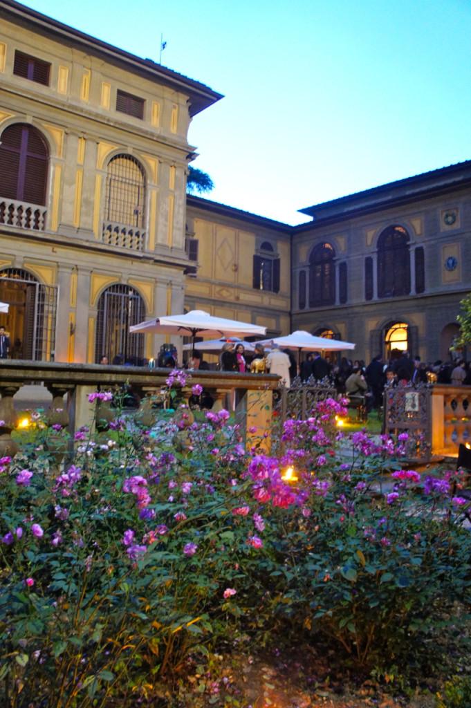 O Museu Stibbert recebe para um light dinner e tango!!