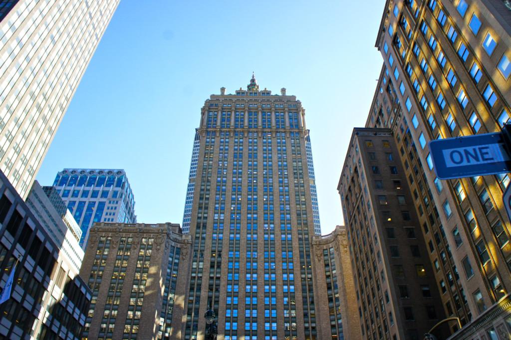 Para mim este sempre será o Pan Am building na Park Avenue