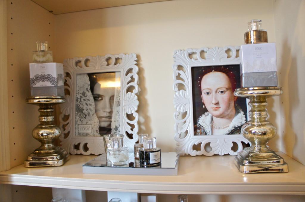 """A grande inspiração de Simone está nesta senhora, Bianca Capelo.  Simone soube que ela morava na villa que comprou em Florença e estudou toda a sua estória, inclusive a paixão por pérolas e seu love story com um dos patronos das artes que reinaram em Florença no Renascimento, Francesco I de Medici.  A estória deles é conturbada e maravilhosa com a morte dos dois sendo atribuída a envenenamento """"em uníssono"""" !!"""
