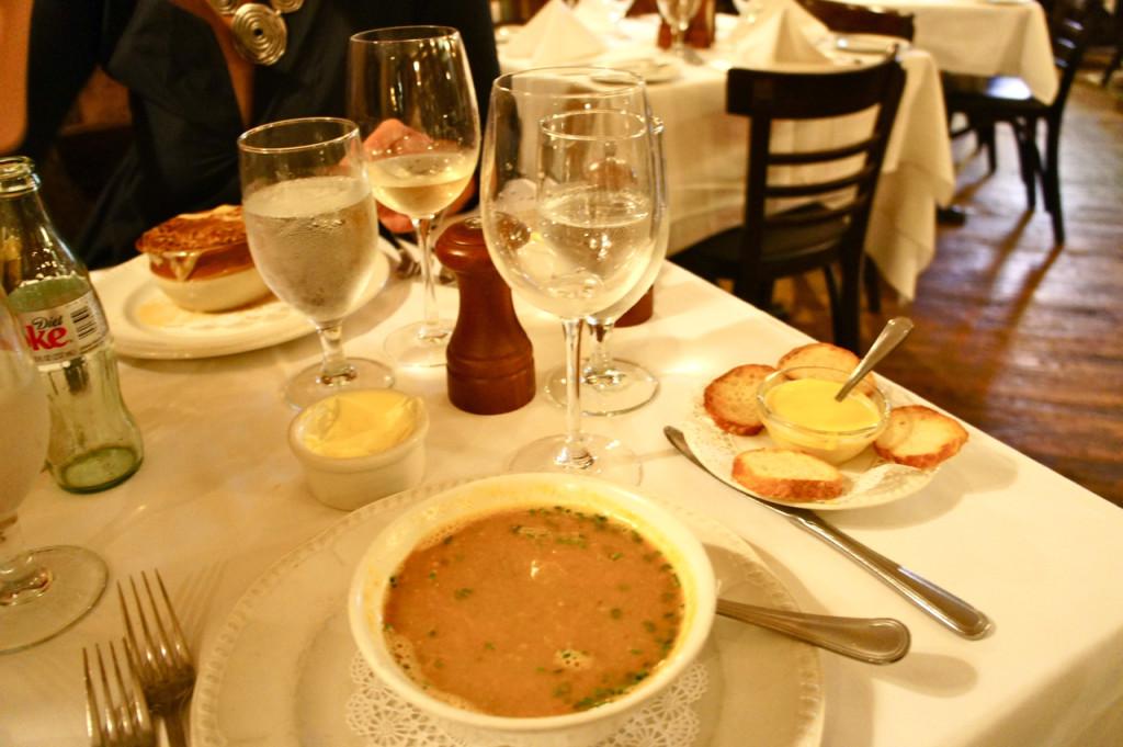 Restaurante francês delicioso!!
